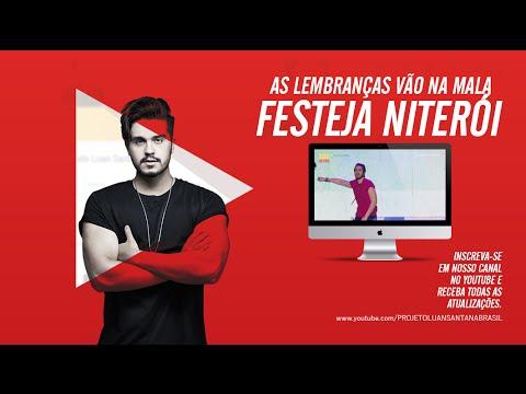 Luan Santana - As lembranças vão na mala - Festeja Niterói Multishow 0309