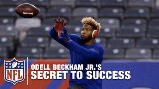 Odell Beckham Jr.'s Secret to Success | NFL