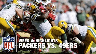 Packers vs. 49ers | Week 4 Highlights | NFL