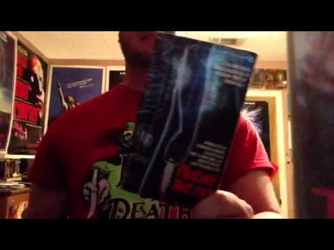 Horror movie novelizations collection