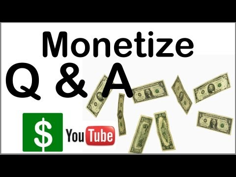 Monetize Questions And Answers