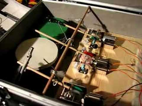 acoustic drum machine youtube. Black Bedroom Furniture Sets. Home Design Ideas