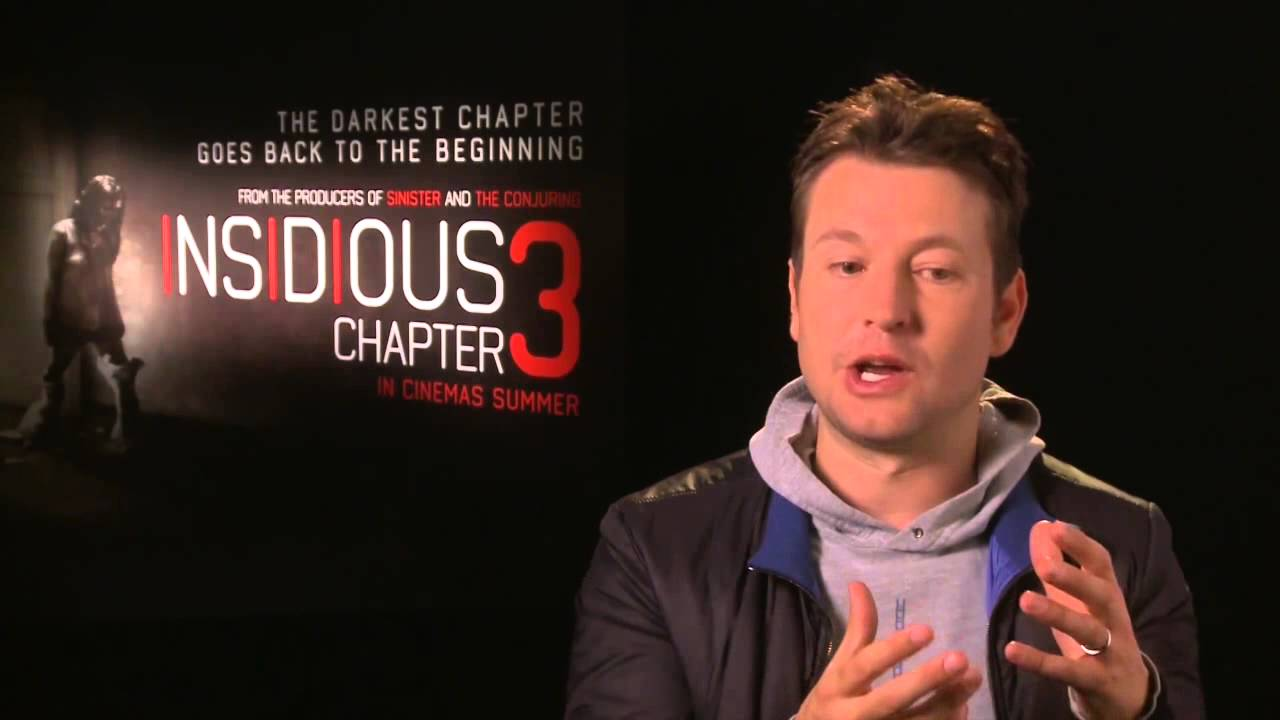 Download Insidious: Chapter 3 - Director Leigh Whannell Interview