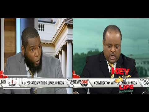 HERMAN SMALLS ON DR UMAR JOHNSON's EXPLOSIVE ROLAND MARTIN INTERVIEW (COONING)