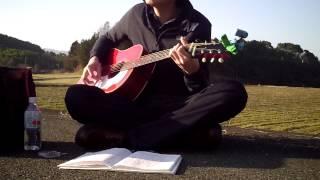 僕がギターを始めた頃youtubeに最初にアップしたのがこの曲で、3回目の...
