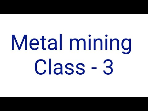 comparision between coal mining and metal mining