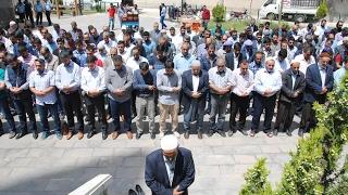 В Акмесджите провели семинар на тему «Похоронный обряд у мусульман»(Каждую неделю Общественное объединение мусульманок Крыма «Буллюр» совместно с «Файдалы илим» проводит..., 2017-02-13T11:37:10.000Z)