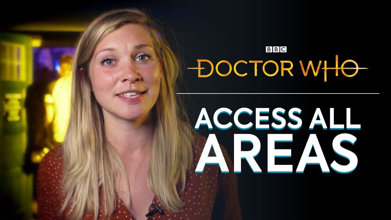 Download Episode 5   Access All Areas   Doctor Who