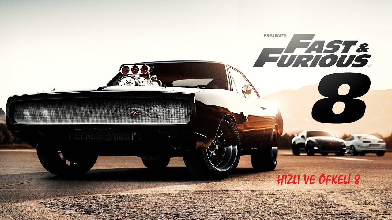 Fast and Furious 8 Trailer - Hızlı ve Öfkeli 8 Fragman