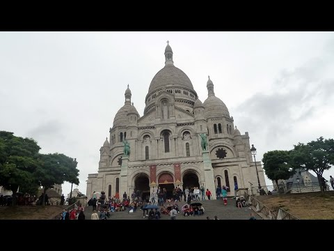 Sacré-Cœur Basilica in Paris Tour