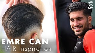 Skin Fade Haircut - New Emre Can 2017 hairstyle - Slikhaar TV