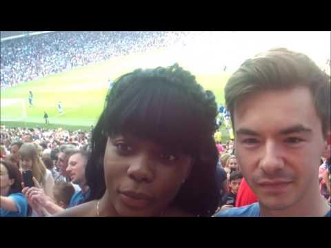 First Vlog soccer aid 2016 ft Ronaldinho, Olly Murs, Edgar Davids and Pele