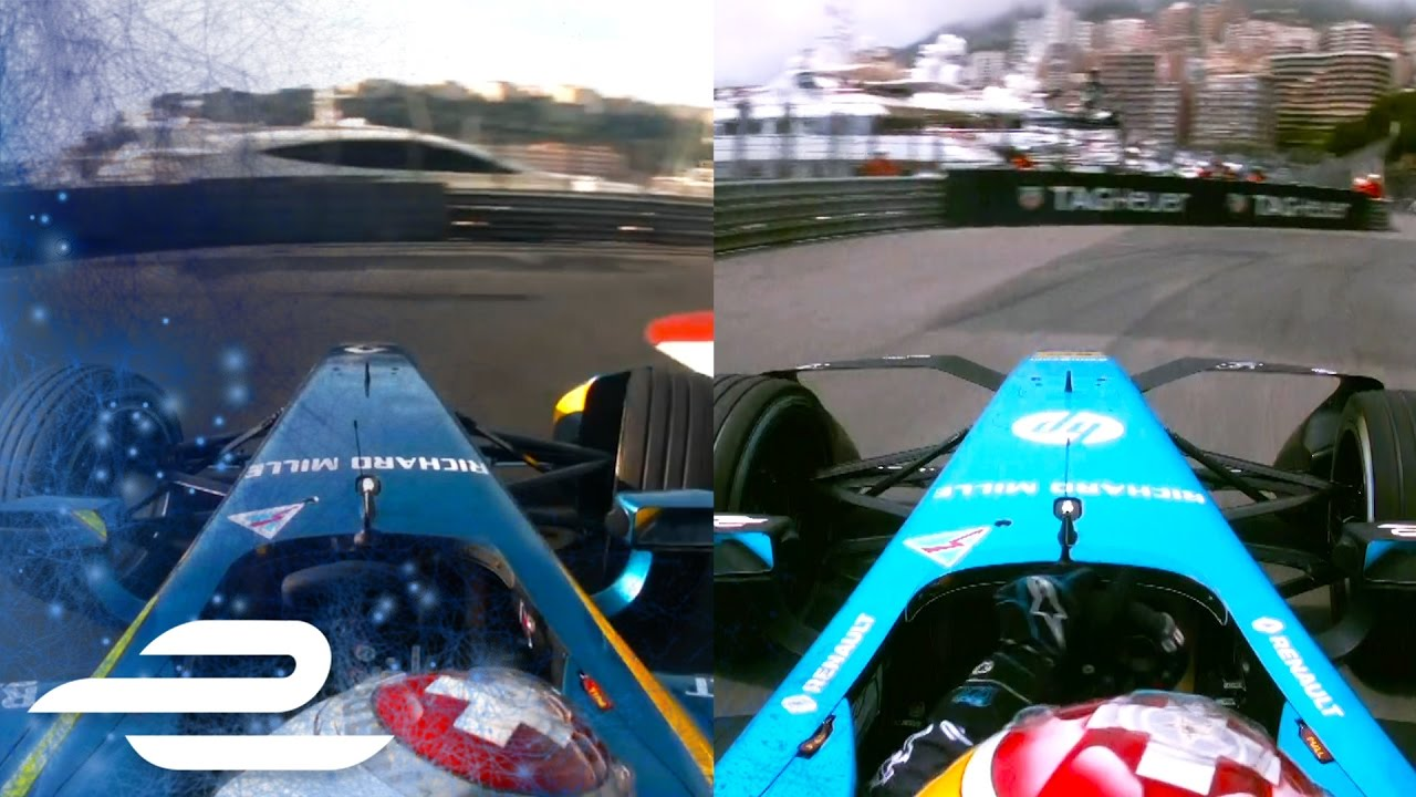 Formula E Sd Comparison Season 1 Vs 3 Full Lap Onboard