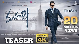 Maharshi Movie Review, Rating, Story, Cast and Crew
