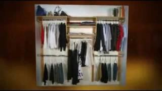 High Quality Closet Organizers
