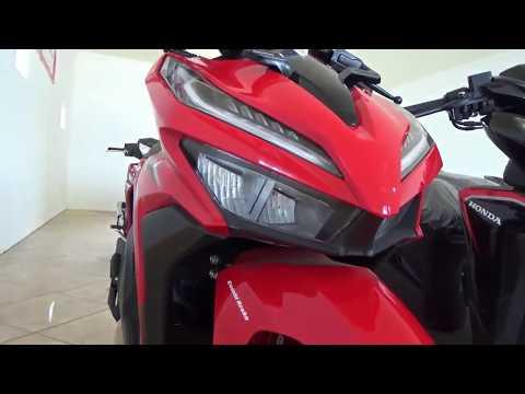 Review All New Honda Vario 125 Facelift Merah 2020 - Motor Vario Terbaru