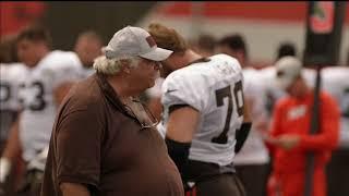 Hard Knocks: Bob Wylie (Browns Offensive Line Coach)