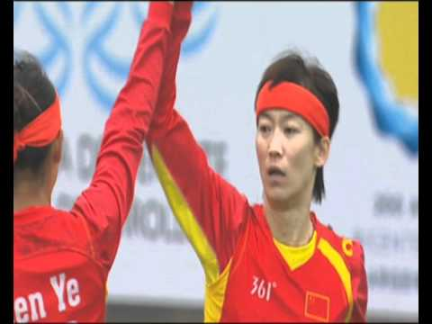 Fu Baorong (CHN) - FIH Women's Player of the Year 2010 Nominee