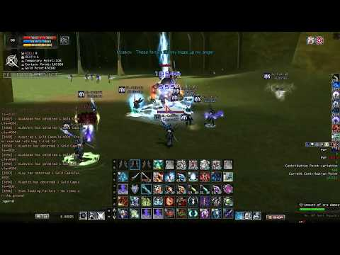 Rusuh Bareng Guild - RF Unity Private Server