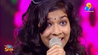 പാട്ടുവേദിയിലെ 'അമ്മുമ്മക്കിളി വായാടി കുറുമ്പിയായി' ആവണി...!! | Top Singer | Viralcuts