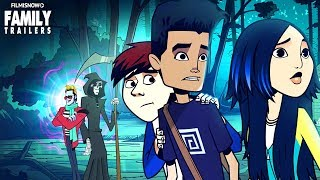 THE HOLLOW | First trailer for Netflix animated series