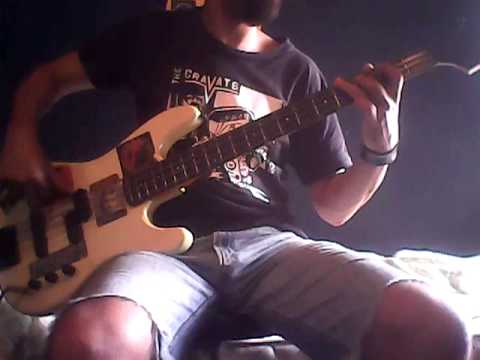 ill in the head bass cover