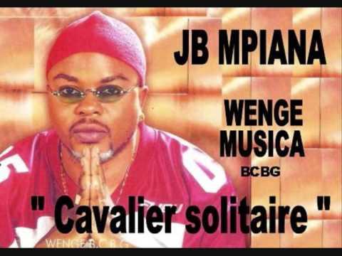 Cavalier solitaire, JB MPIANA et WENGE