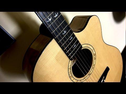 PRS SE Alex Lifeson Acoustic LIVE UNBOXING (Facebook Live)