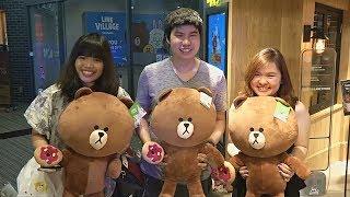 Первый магазин популярного в Азии мессенджера Line открылся в Таиланде (новости)