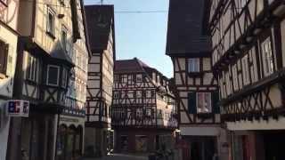 Mosbach - Stadt im Norden Baden-Württembergs -Mosbach Sehenswürdigkeiten
