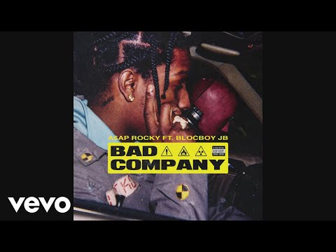 A$AP Rocky - Bad Company (Audio) ft. BlocBoy JB