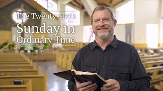 Twenty-sixth Sunday of Ordinary Time