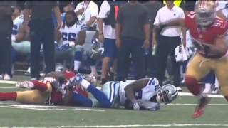 NFL HARDEST HITS AND TRUCKS OF THE 2014/2015 SEASON