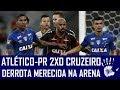 Video Gol Pertandingan Atletico PR vs Cruzeiro