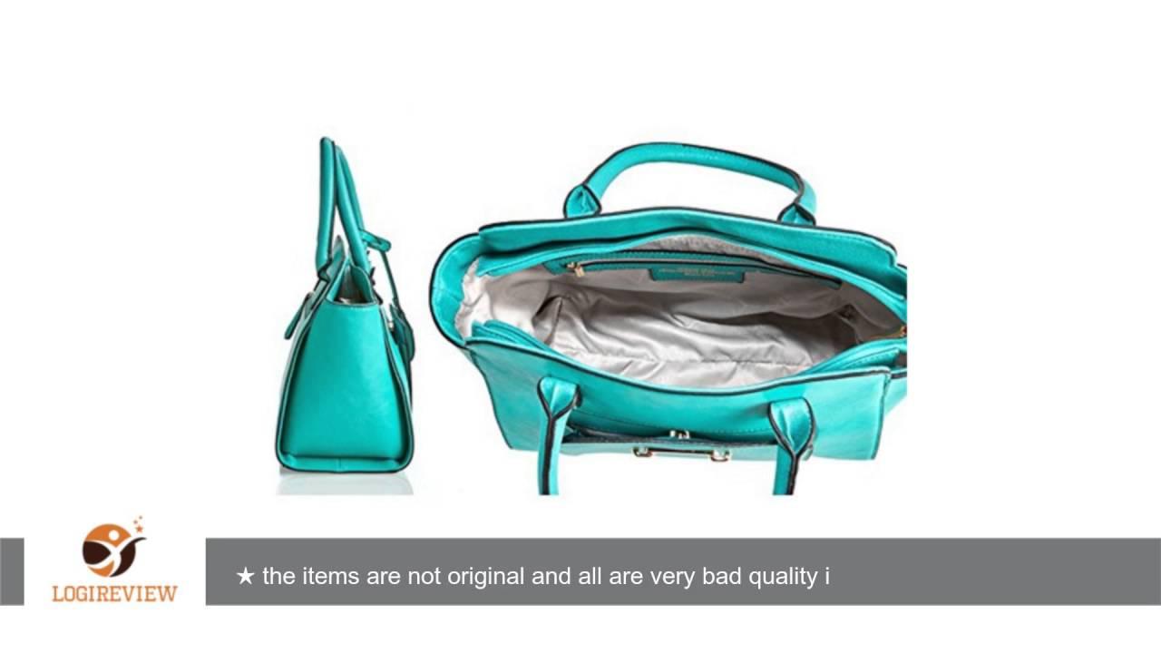 7cd67853624d V1969 Italia Womens Designer Concordia Satchel Handbag by VERSACE 19.69  ABBIGLIAMENTO SPORTIVO SRL