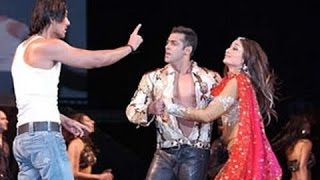 ... salman khan has often found himself in the centre of many a controver...