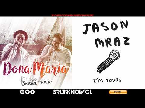 Thiago Brava ft. Jorge vs. Jason Mraz -