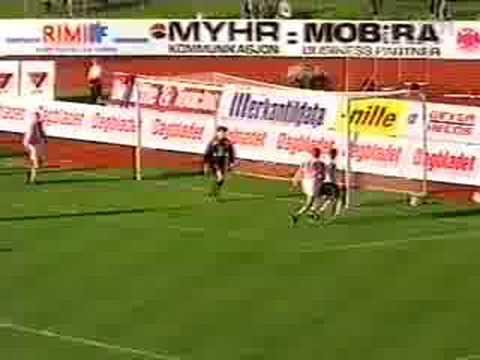 Rosenborg - Tromsø (1995)