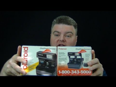 Sell Old Polaroid Cameras Online For Cash! | Amazon Ebay