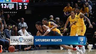 Highlights Stanford men39s basketball edges Cal behind KZ Okpala39s career-high 30 points