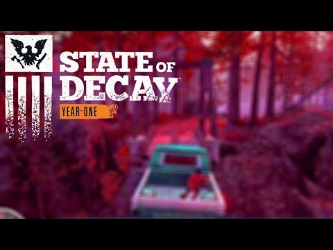 COULD OF SAID SOONER | State Of Decay: Year-One | HALLOWEEN SPECIAL
