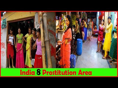 8 Red Light Areas In India Where Prostitution Is The Way Of Living