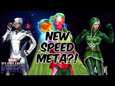 200+ Character Mega Tier List November 2019 - Marvel Future Fight