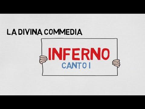 La divina commedia, Canto I in 5 minuti!