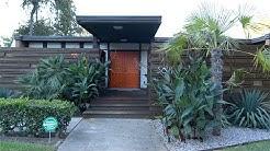 Garland Mid Century Modern House