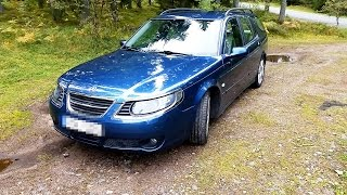 2006 Saab 9-5 2.0t Biopower Vector Introduction - Trionic Seven