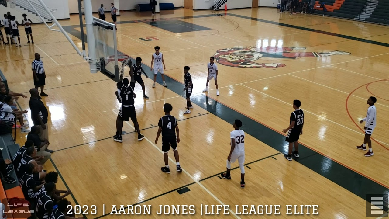 LIFE League Elite AAU Basketball Program