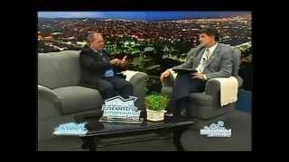 Lázaro Santos Entrevistado pelo Professor Luigi Calabrese
