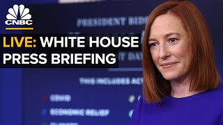 WATCH LIVE: White House holds press briefing - 2/22/2021