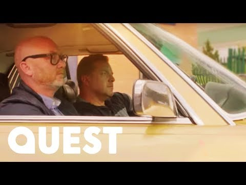 Wednesday 17th January Salvage Hunters: Classic Cars